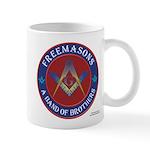 Freemasons. A Band of Brothers Mug