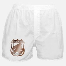Hockey Goalie Crease Police Boxer Shorts