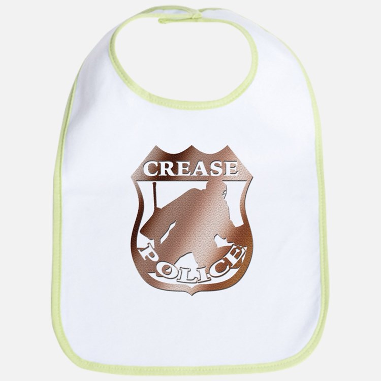 Hockey Goalie Crease Police Bib