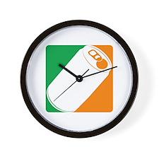 Major League Irish Wall Clock