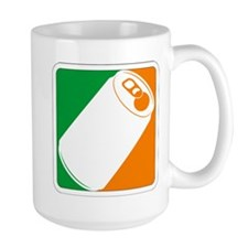 Major League Irish Mug