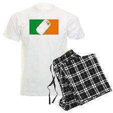 Major League Irish Pajamas