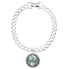 Green Dragon Fantasy Art Bracelet