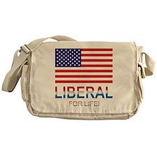 Liberal Messenger Bag