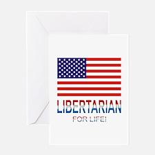 Libertarian Greeting Card
