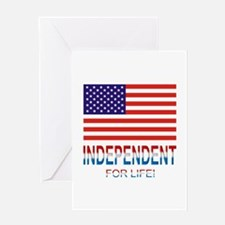 Independent Greeting Card