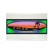 Irie / Rectangle Magnet