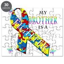 My Brother is a Fighter Puzzle