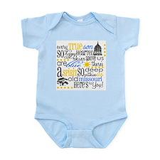 mizzou Infant Bodysuit