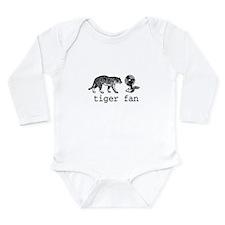 mizzou Long Sleeve Infant Bodysuit