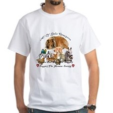 humane2bclock copy T-Shirt