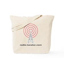 Radio-Locator Tote Bag