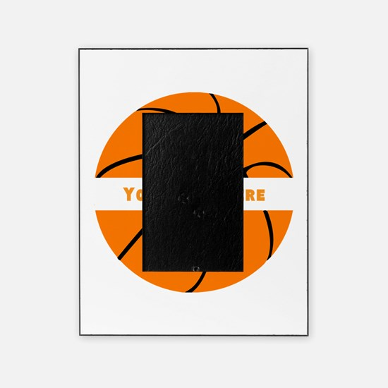 Customize Basketball Name Picture Frame