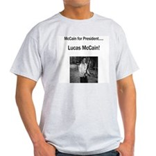 Lucas McCain for President T-Shirt