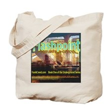 Flashpoint Tote Bag