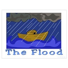 The Flood Wall Art Framed Print