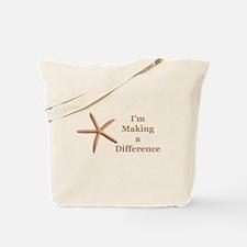 Starfishtale Tote Bag