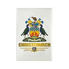 """Christchurch COA"" Rectangle Magnet"