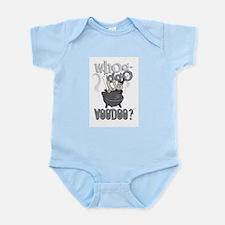 Whoo Doo Voodoo? Infant Bodysuit