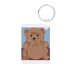 Wes T Bear Keychains