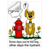 Fire hydrant Wall Decals