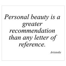 Aristotle quote 63 Wall Art Poster