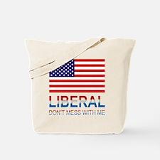 Liberal Tote Bag
