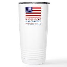 Independent Travel Mug