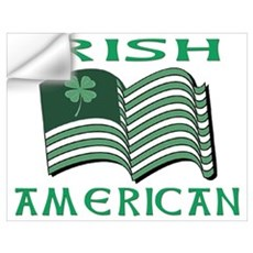 Irish American St. Patrick's Day Wall Art Wall Decal