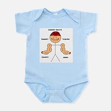Cute Pierre Infant Bodysuit