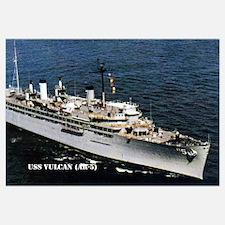 USS VULCAN Wall Art