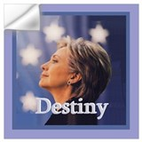 Hillary Wall Decals