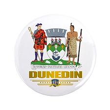 """""""Dunedin NZ"""" 3.5"""" Button"""