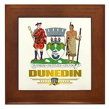 """""""Dunedin NZ"""" Framed Tile"""