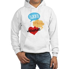 Volleyball Gift Hoodie