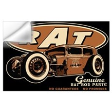 RAT - Route 66 Wall Art Wall Decal