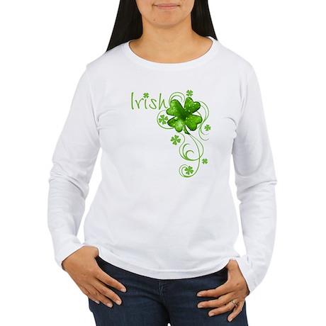 IrishShamrockSCTR Long Sleeve T-Shirt