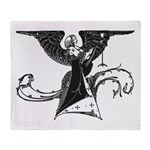 Faust 26 Throw Blanket