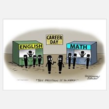 Career Day Wall Art