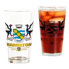 """Hamilton NZ"" Drinking Glass"