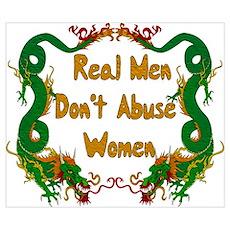 Ending Domestic Violence Wall Art Poster