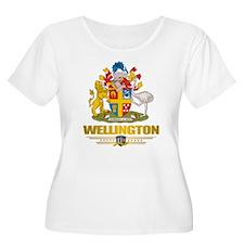 """""""Wellington NZ"""" T-Shirt"""