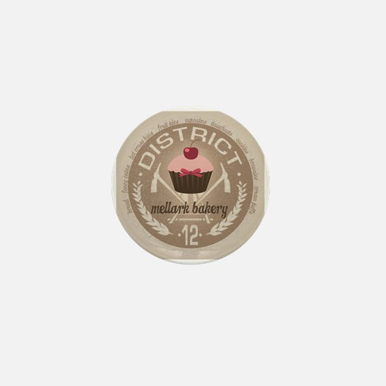 Mellark Bakery Mini Button