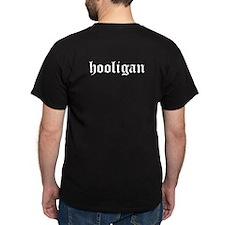 Hardcore 4 Life Hooligan T-Shirt by OiSKINBLU