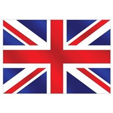 British Flag Wall Art Canvas Art