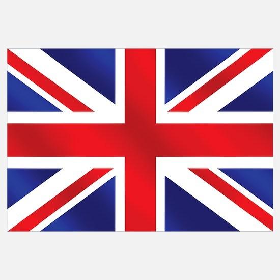 British Flag Wall Art