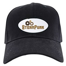 Steampunk Baseball Hat