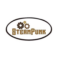 Steampunk Patches