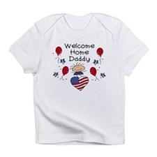 Cool Support our troops Infant T-Shirt