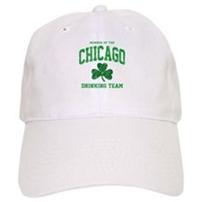 Chicago Drinking Baseball Baseball Cap